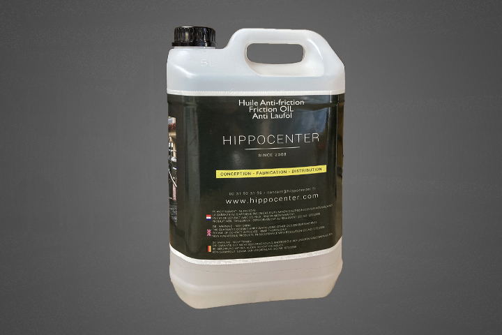 Anti-friction oil for Hippocenter treadmill